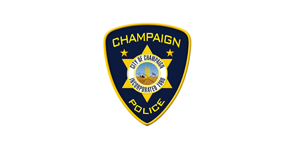 Champaign Police Patch
