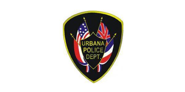 Urbana Police Patch